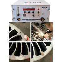 Cold welding machine, ductile iron gray iron aluminum copper welding machine, casting defect repair