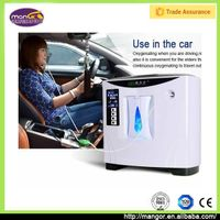 Factory Supply 6L Flow 90% Purity PSA Portable Car Use Mini Oxygen Plant For Oxygen Production Plant