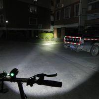 T6 LED Bicycle Light/ Super High LED Riding Light