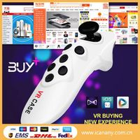 Buy+ mouse control vr case gamepad vr remote control
