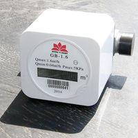 Micro Ultrasonic LCD Display Gas Meter G1.6