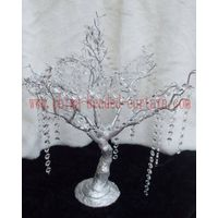 crystal beaded tree for decoration of party and event
