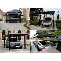 home 3 auto garage car parking lifts for basement