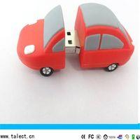 Custom Shaped 3D Model Car USB Flash Drive
