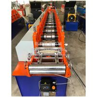 YC 122-16 Steel Roller Shutter Door Roll Forming Machine thumbnail image