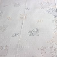 Sell 100%b polyester jacquard knitted fabric