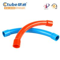 25mm 20mm 16mm pvc pipe fitting 20 degree elbow