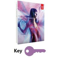 Adobe After Effects CS6 Key