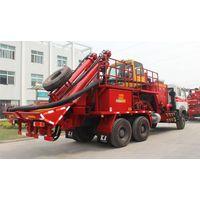 North Benz / Beiben Oilfield Sand Mixing Truck