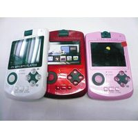 Best sell 2.4 inch digital handheld mp4 game player thumbnail image