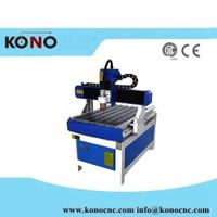 China mini 3axis cnc router 6090 for making 3D banner signage thumbnail image