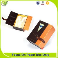 Cheap christmas book shaped wine bottle gift box wholesale