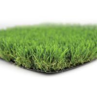 Free sample synthetic grass landscaping outdoor turf green Flat Fescue Paradise 408818