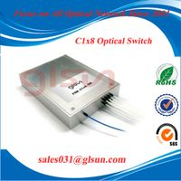 C1x8 Compact Optical Switch