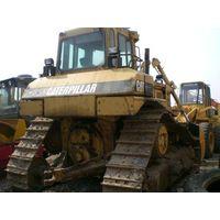 used Caterpillar D7H track-type bulldozer,used caterpillar bulldozer,used machinery