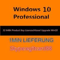 Windows 10 Professional 32/64 Bit OEM Key,email delivery