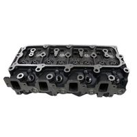 cylinder head of KIA J2