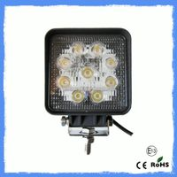 Outside Camping 27W LED Off Road Light Portable Led Work Lights 10-30 Volt
