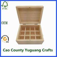 Cheap Wooden Perfume Box