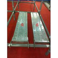 steel scaffolding walking board relace wood board