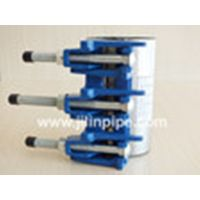 ductile iron jaw repair clamp,repair clamp thumbnail image