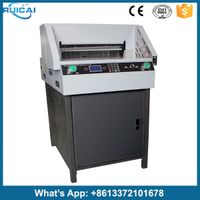 E460R Strong Quality Paper Cutting Machine A4
