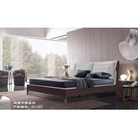 Nortic style bed series