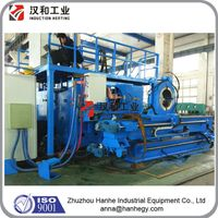WGYC-1220 Induction Bending Machine for Steel Pipes