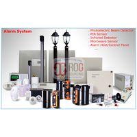 Alarm System Photoelectric Beam Detector PIR Sensor Infrared Microwave Detector Perimeter Protection