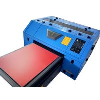factory price EPSON TFP head 2880X1440 dpi dtg printer for tshirt printer
