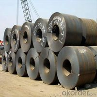 HOT ROLLED STEEL COIL thumbnail image
