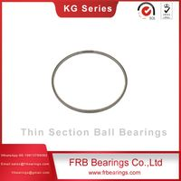 Thin section four point contact bearing KG series