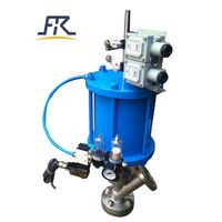 Pneumatic Tank Bottom Angle Valve,Rising stem Type Tank Bottom Angle Valve,Pneumatic Flush Bottom Ta