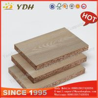 Various styles laminated particle board price, melamine particle board, cherry melamine particle boa