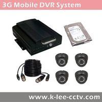 3G HDD Mobile DVR
