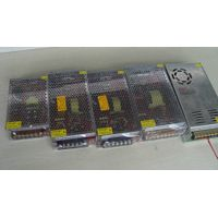 LED Power Supplier,Non-waterproof,25w,40w,60w,100w,150w,200w,250w,300w and 350w are available
