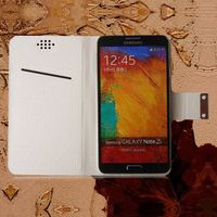 Universal 5.9'' big leather cellphone case suitable for 90% mobile phones
