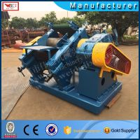 Rubber Extruder Machine Natural Rubber Creper Machine