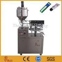 Semi-Automatic Metal Tube Filling and Sealing Machine thumbnail image