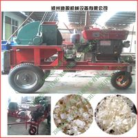 wood shaving machine for horse bedding/ wood log shavings machine