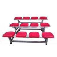 basketball training seats Metal Aluminum bleacher standings seats
