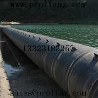 Manufacturer Supply Water Filling Rubber Dam to Pakistan