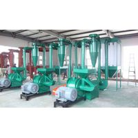 SMW Series High-speed Turbo-type Plastic Mill