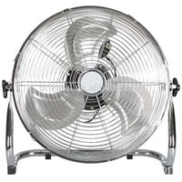 Powerful floor fan, full metal 12/14/16/18/20 inches, for household, commercial, industrial