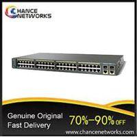 NEW CISCO Switch 2960 series WS-C2960-48TC-L 48 Ports thumbnail image
