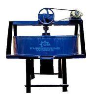 Pan mixer | Foundry casting muller | lime mixer | fly ash mixer