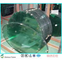 Toughened Laminated Glass For Balustrade, Tempered Glass Laminated Price, Heat Soaked Laminated Glas