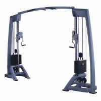 Adjustable Crossover  gym equipment / fitness equipment