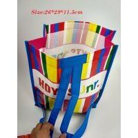 laminated non woven kids backpack