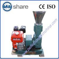 wood/sawdust/straw pellet machine